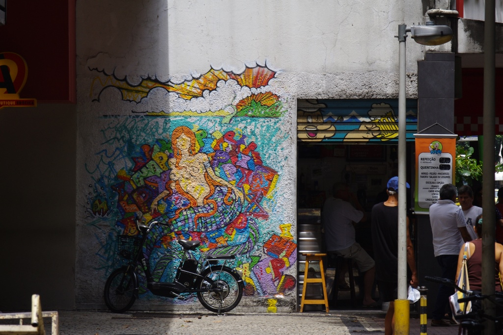 Rio Straßenszene